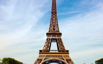 Eiffel Tower jack stand