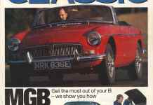 1994 March - Your Classic magazine - Classic Maintenance - MGB