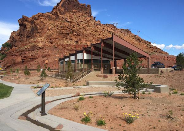 Moab Lions Park