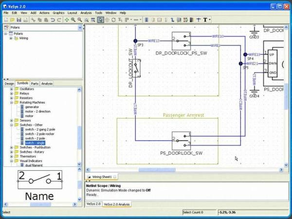 wiring design  analysis  technology overview  product