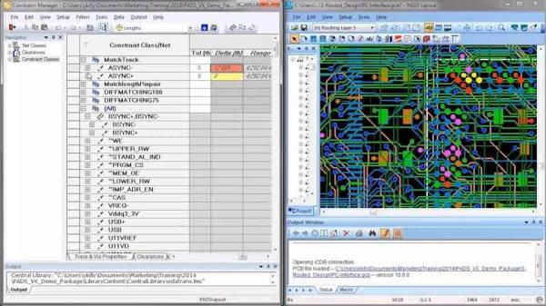 如何輕鬆自如地處理 PCB 設計規範 - Mentor Graphics