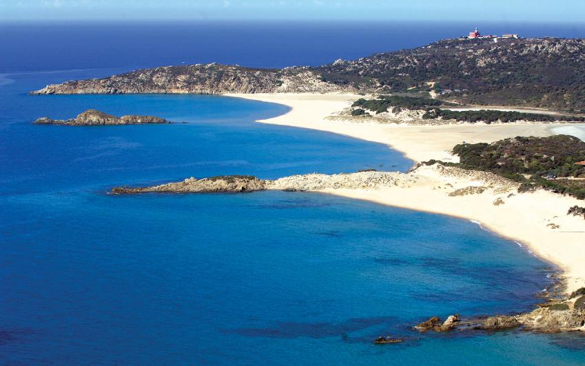 Hotel Faro Capo Spartivento Chia Booking and information  Wonderful Sardinia
