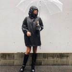 【3/6私服】雨の日の新しいコーデ。