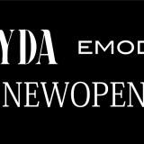 11月1日GYDA・EMODAがキャナルシティにOPENいたします🎉🎊