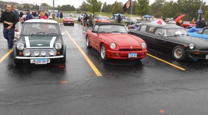 2019 33rd Chicagoland British Car Festival
