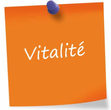 Les compléments alimentaires vitalité