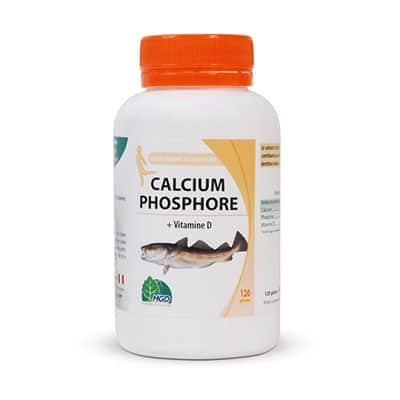 Calcium, phosphore et vitamine D