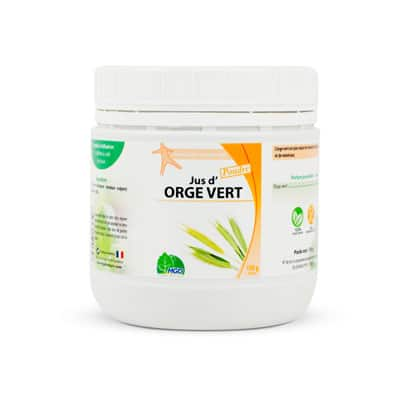 orge vert (poudre)