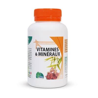 Complexe Vitamines et minéraux