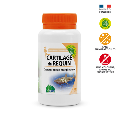 MGD Nature_Cartilage de requin