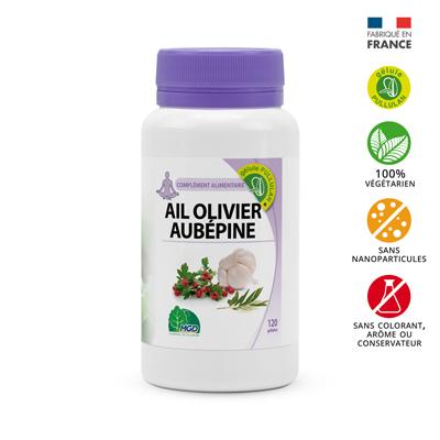 MGD nature_Ail olivier et aubépine