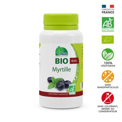 complément alimentaire bio myrtille