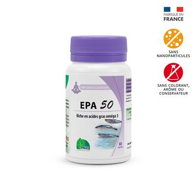 Complément alimentaire Epa 50