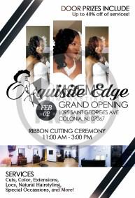 Exquisite Edge Grand Opening
