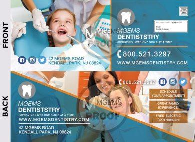 4.5x12 Dentist Postcard 002
