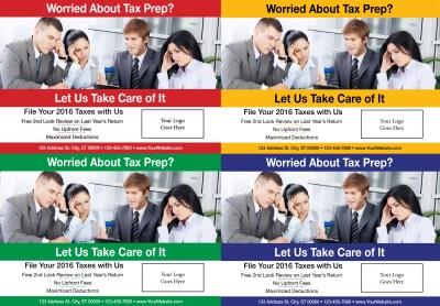 4x6 Tax Postcard 007