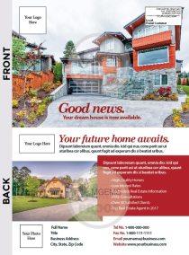 6.5x9 Real Estate Postcard 002
