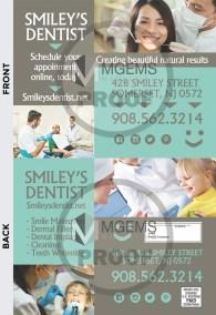 8.5x11 Dentist Postcard 002
