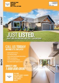 9x12 Real Estate Postcard 002