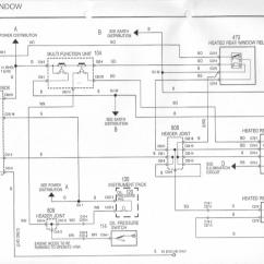 Mg Tf Horn Wiring Diagram 3 Wire Thermostat Heat Only Mgf Schaltbilder Inhalt Diagrams Of The Rover