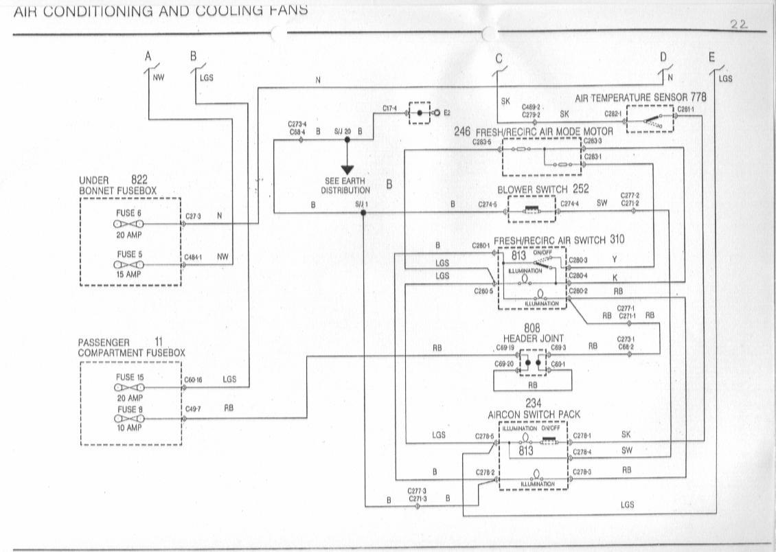 mgf wiring diagram 2006 f250 radio schaltbilder inhalt diagrams of the rover 22