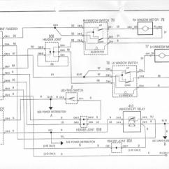 Mg Tf Electrical Wiring Diagram New Era Relay For Spotlights Mgf Schaltbilder Inhalt Diagrams Of The Rover