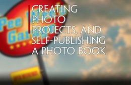 Pee Wee's Garage – Self-Publishing a Photo Book