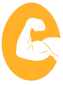 Eggs for Muscle, duh bro!