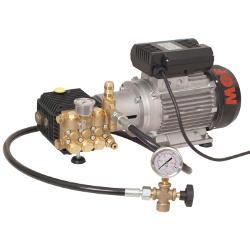 Pompa collaudo elettrica ad alta pressione per impianti industriali