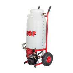 Pompa carico glicole e pompa lavaggio impianti MGF 2-in-1