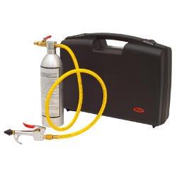 Kit lavaggio con azoto – lavaggio combinato flussante chimico e azoto