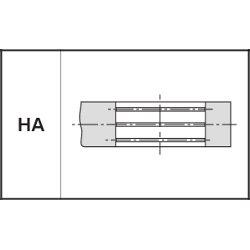 ganascia-profilo-HA-polytherm-polyfix-systerm-wirsbo