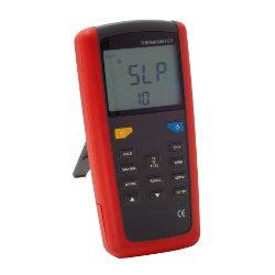 Termometro differenziale bi-sonda, termoigrometro e termocoppie tipo K