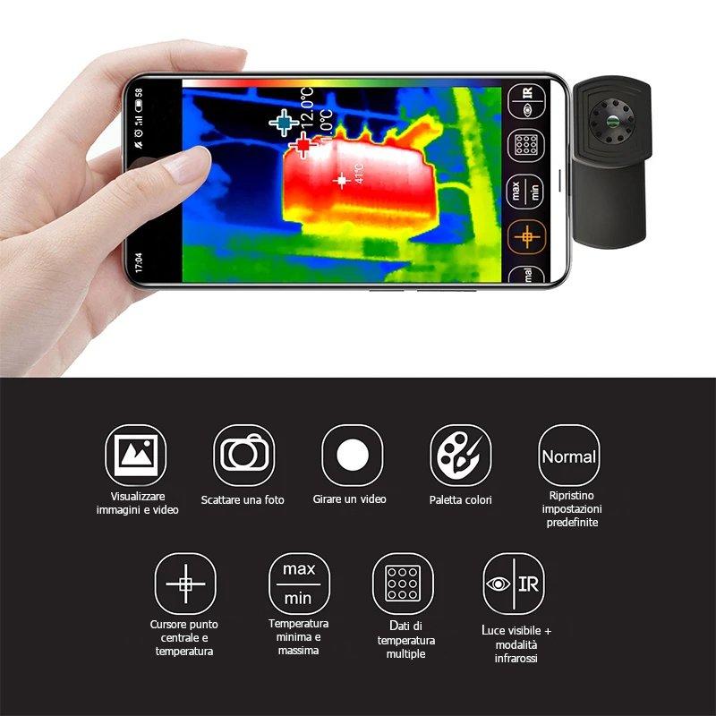 termocamera android MGFTools