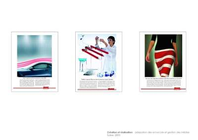 DHL - advertising campaign