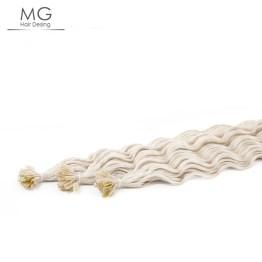 Özbek Saçı Mikro Kaynak 0,7gr 55cm