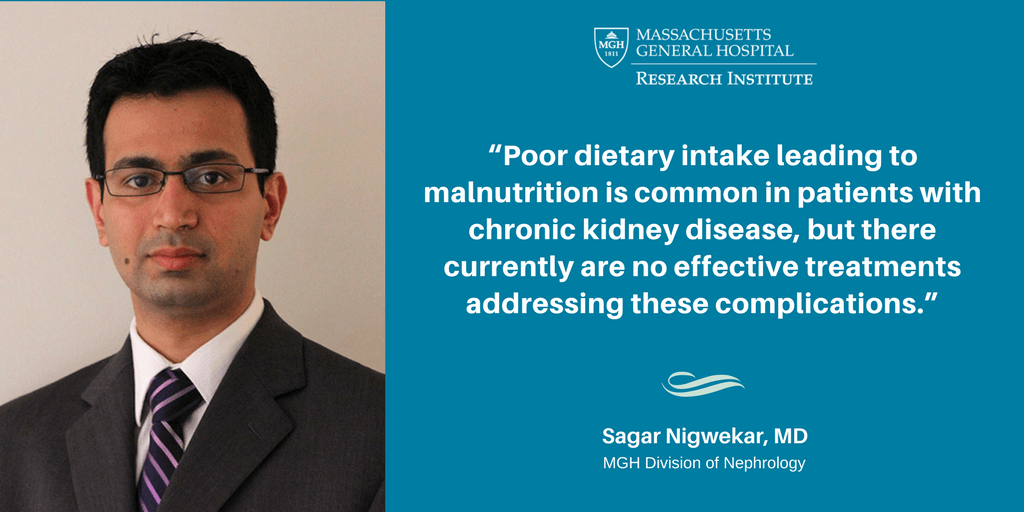 Sniffing Out the Root Cause of Malnutrition in Patients with Kidney