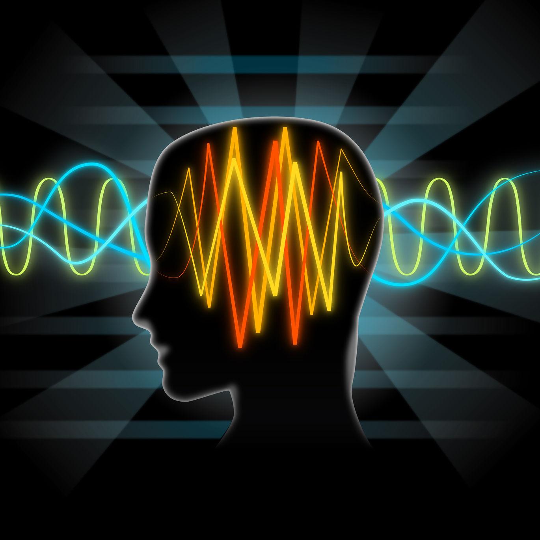 Alzheimer's disease brain waves