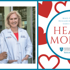 Nandita Scott, MD and Malissa Wood, MD, co-directors of  the Corrigan Women's Heart Health Program