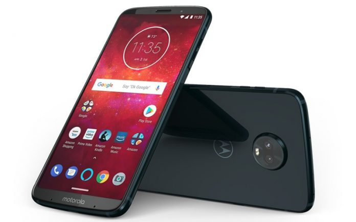 Motorola Moto Z3 features