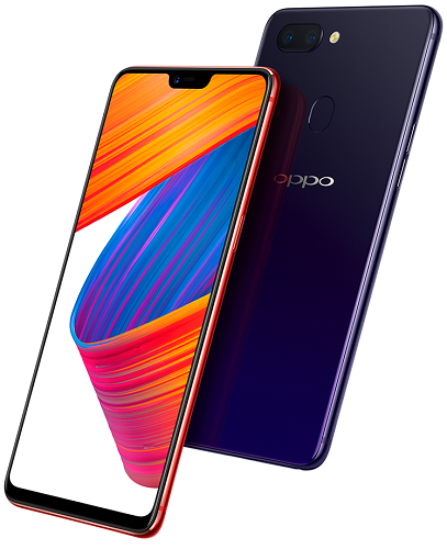 Oppo R15 Features