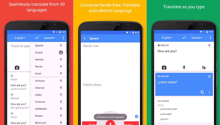 free iPhone apps - google translate