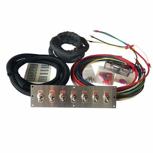 small resolution of off road toggle switch panel kit