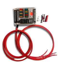 automotive fuse box 12 circuit [ 1000 x 1000 Pixel ]
