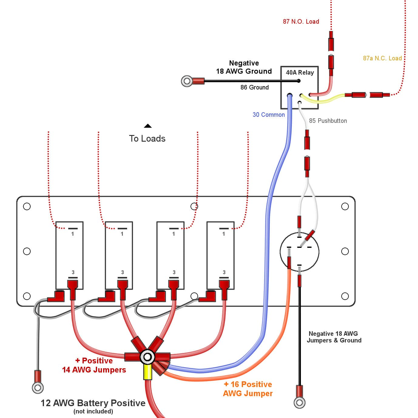hight resolution of installation manual wiring diagram electrical scheme