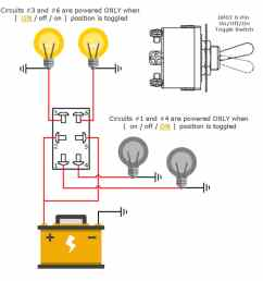 on off on spdt switch wiring diagram manual e book 6 pin toggle switch dpdt [ 1000 x 1000 Pixel ]