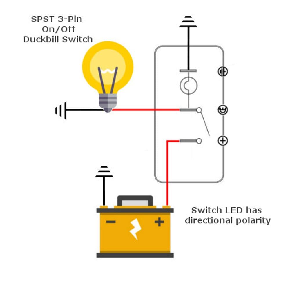 medium resolution of spst switch wiring diagram