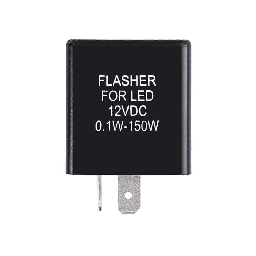 medium resolution of 12v led flasher relay 2 pin