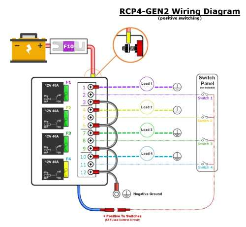 small resolution of 6 relay module