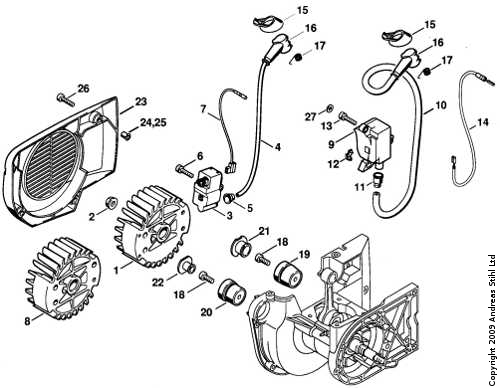 Stihl 029 Wiring Diagram. . Wiring Diagram